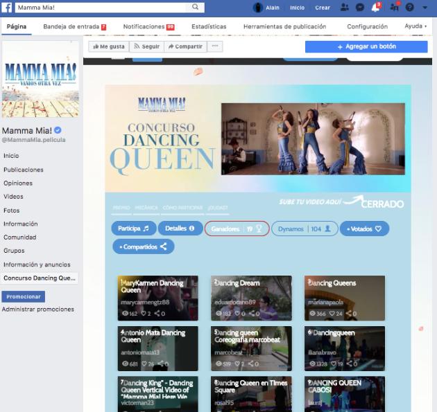 campaña-exitosa-en-facebook-mamma-mia-UGC-mirosite-II-Hitsbook