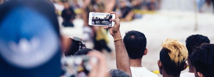 ¿Cómo crear contenido transmedia 100% generado con UGC Vídeo?