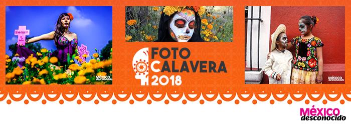 Foto Calavera, ¿cómo México Desconocido obtuvo un banco de 3,500 fotos con una acción UGC?