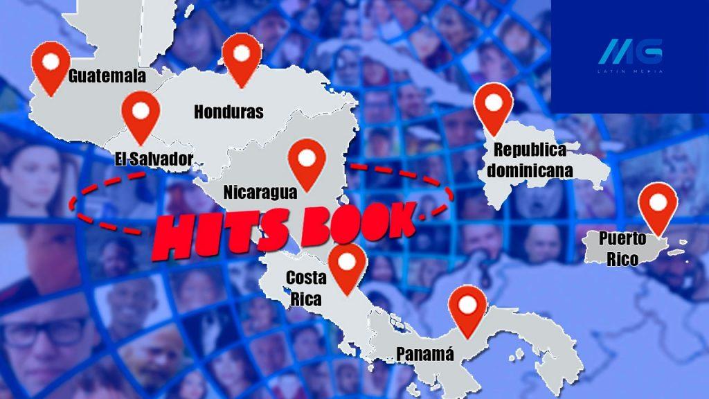 HITS BOOK GROUP EXPANDE FRONTERAS  EN CENTROAMÉRICA DE LA MANO DE MÚSICA GLOBAL S.A.