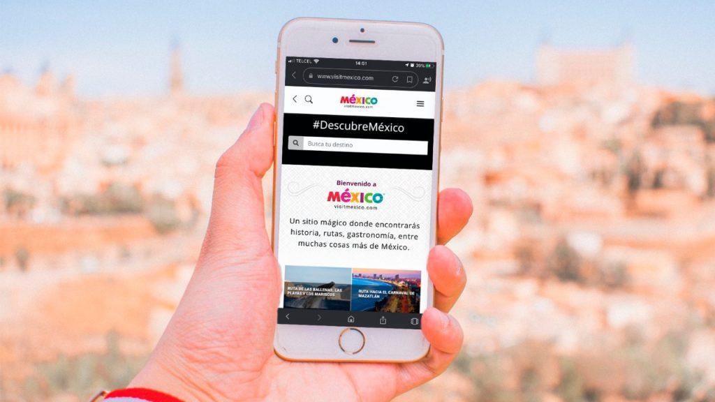 HitsBook Group será el partner tecnológico UGC de la nueva plataforma de VisitMexico