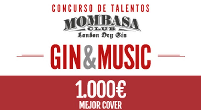 GIN&MUSIC -MEJOR COVER-